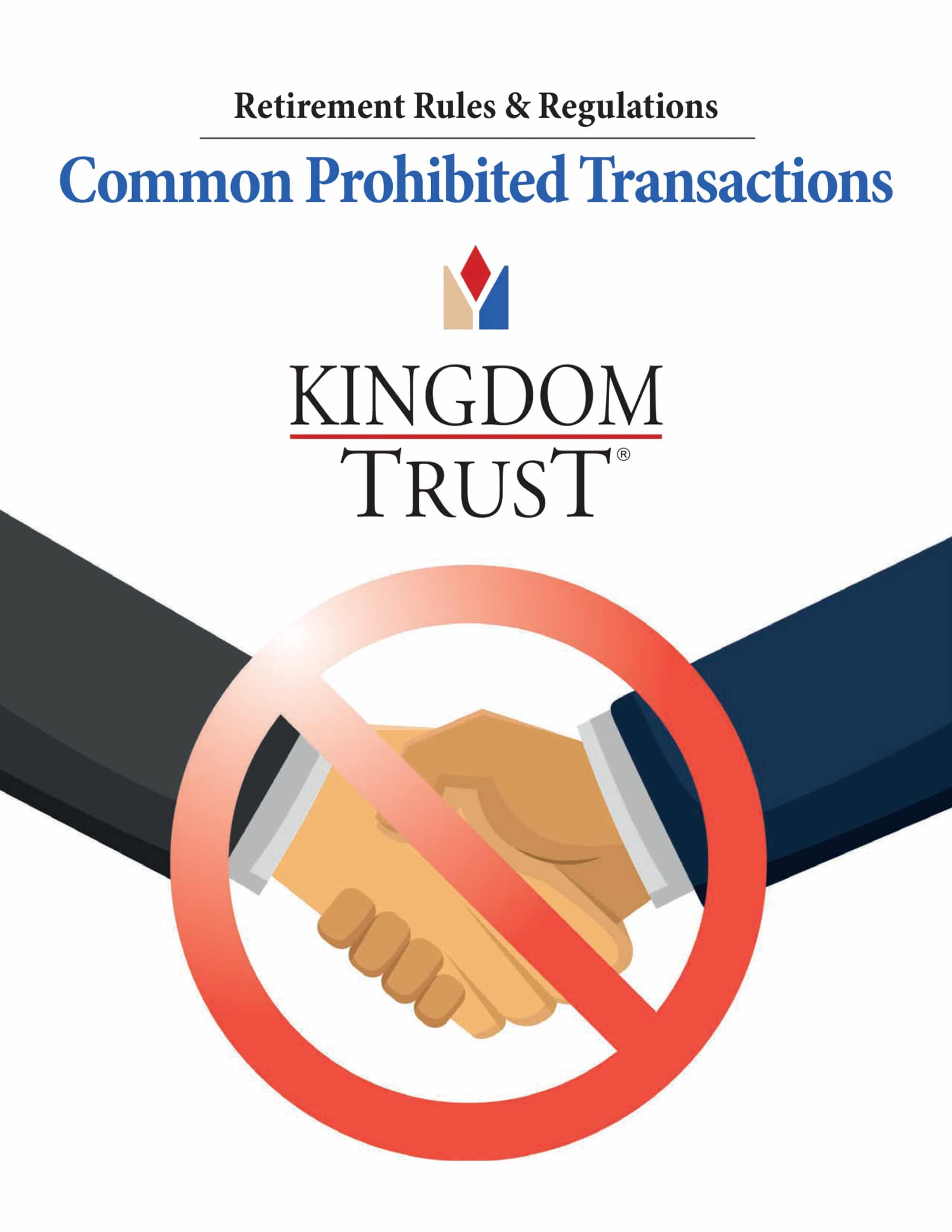 Common Prohibited Transactions