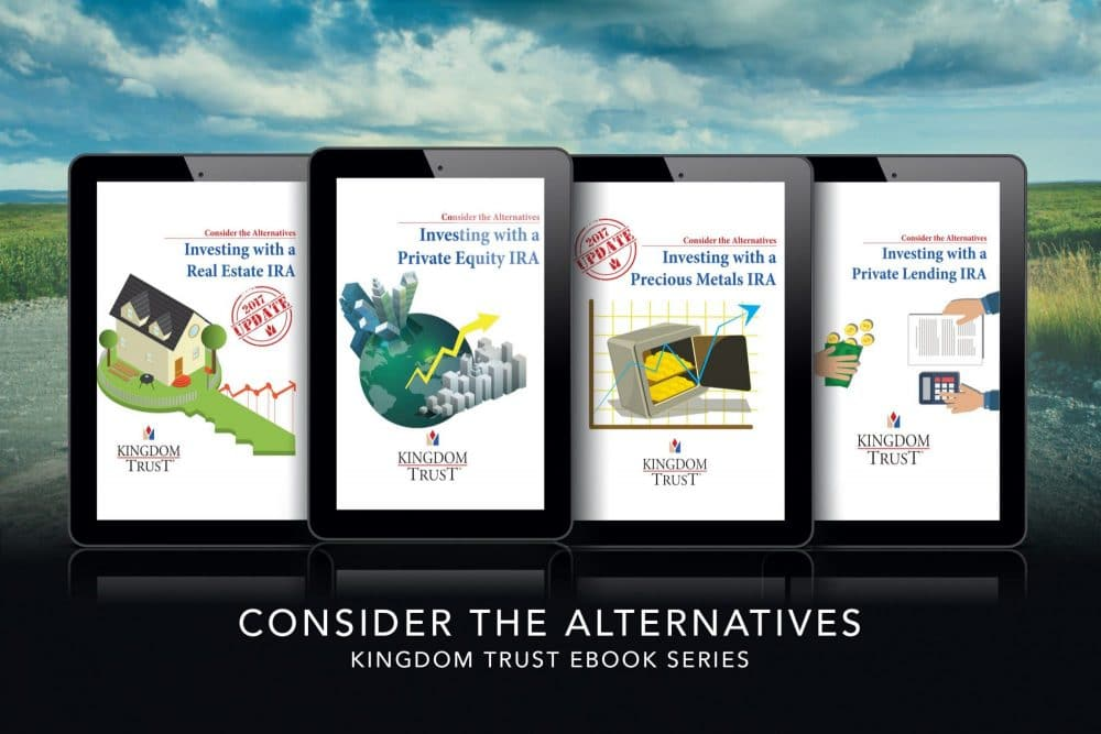 Download Kingdom Trust's eBook series today!